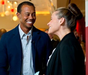 Tiger Woods Hosts Poker Night in Vegas for Charity