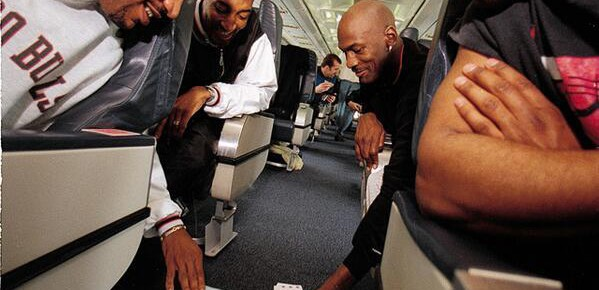 Michael Jordan gambling man: Perhaps the Best Known NBA Player/Gambler in the World