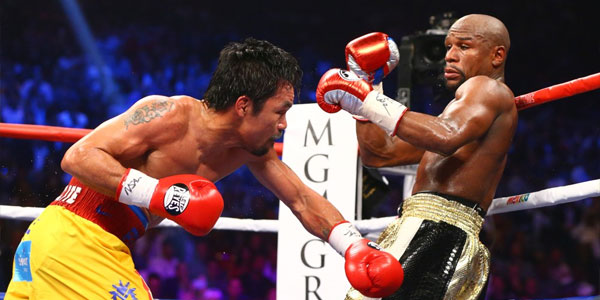mayweather defensive pacquiao 2015